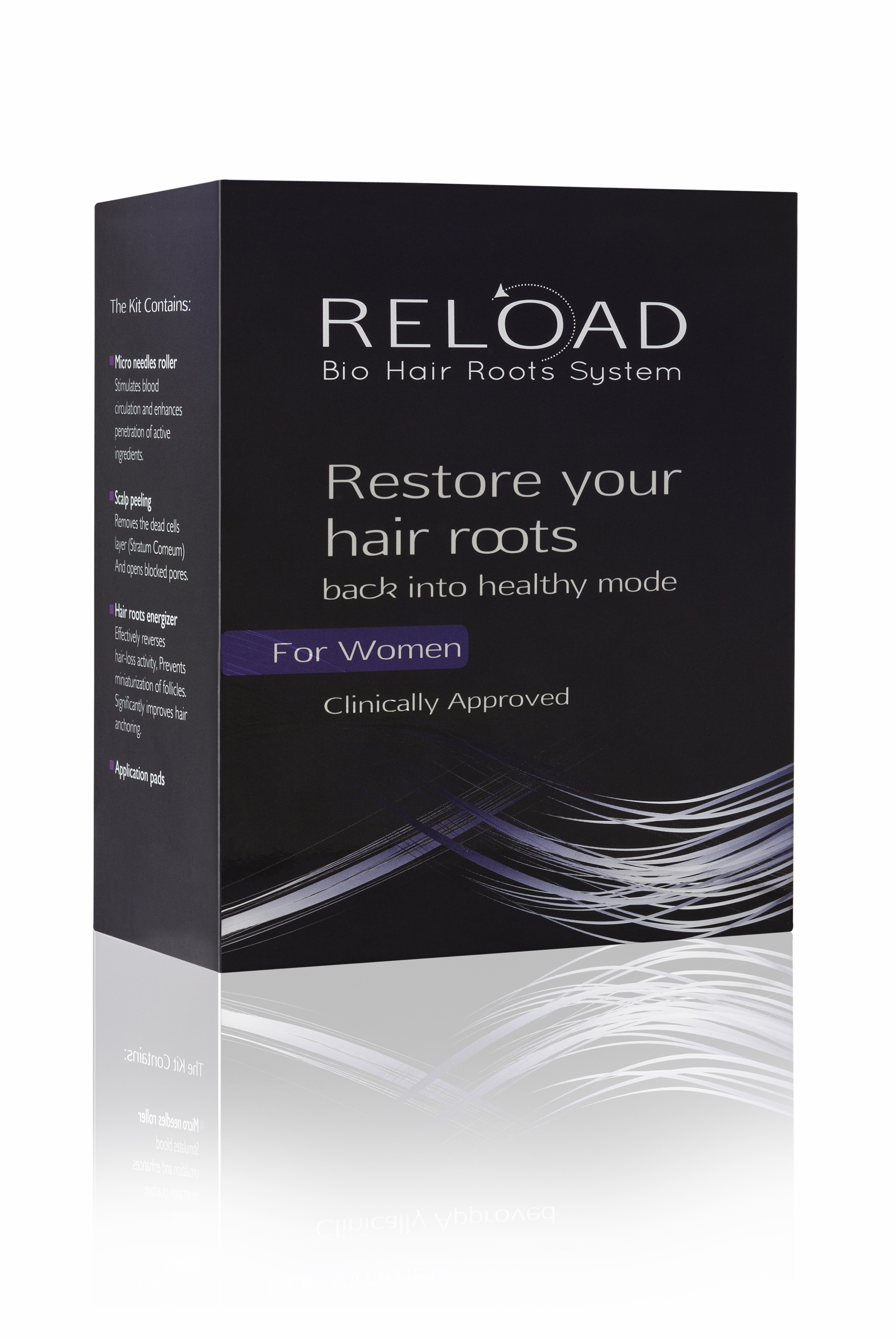 RELOAD COMPLETE KIT WOMEN