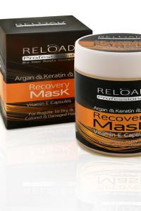 Argan & Keratin & Silk Recovery Mask