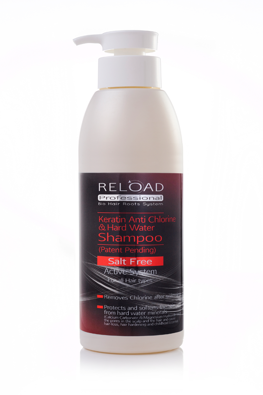 Keratin Anti Chlorine & Hard Water Shampoo